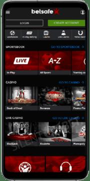 Betsafe mobile casino